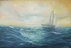 Picturi maritime navale Balanautica