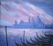 Picturi maritime navale Venetia 1