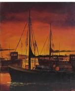 Picturi maritime navale Vase de pescuit