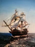 Picturi maritime navale Clasor si timbre