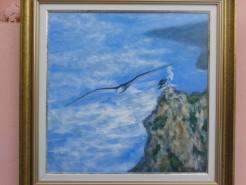 Picturi maritime navale Albatrosi 2