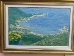 Picturi maritime navale Capri 1