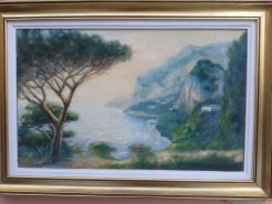 Picturi maritime navale Capri 4