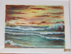 Picturi maritime navale Peisaj marin
