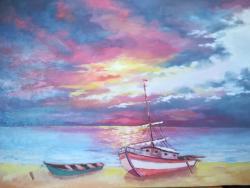 Picturi maritime navale Marina 4