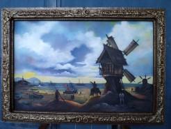 Picturi maritime navale Maritim 1