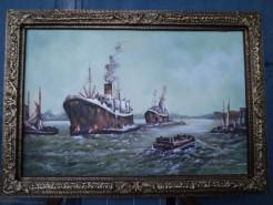 Picturi maritime navale Maritim 4