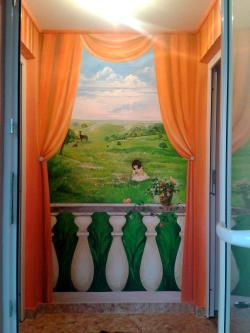 Picturi murale pictura perete
