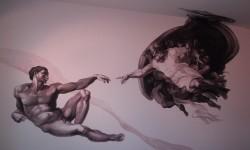 Picturi murale Michelangelo