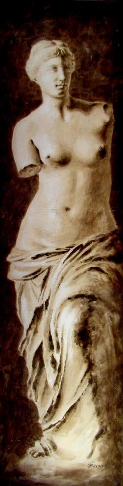 Picturi murale pictura murala, ''venus''