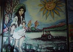 Picturi murale Primavara