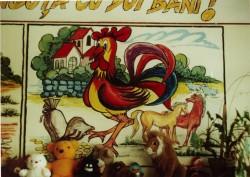 Picturi murale Punguta cu doi bani 3