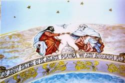 Picturi murale Sfanta treime