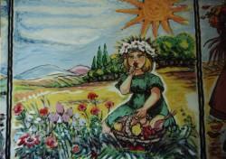 Picturi murale Vara