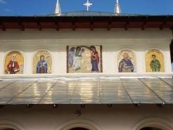 Picturi murale Fatada mozaic