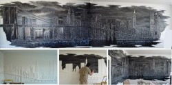 Picturi murale Ny