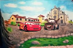 Picturi murale Cars on my Wall