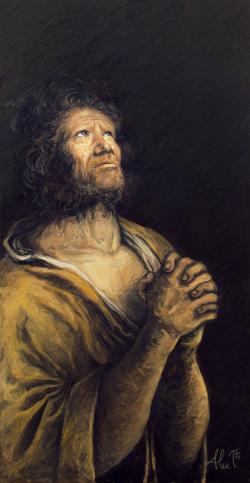 Picturi religioase the prayer