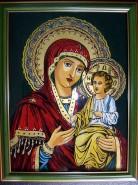 Picturi religioase Maica domnului si isus