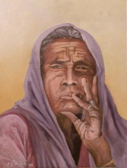 Picturi religioase Melancolie 01