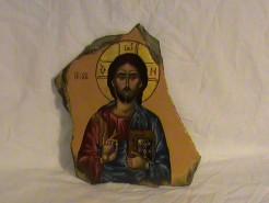 Picturi religioase Domnul iisus hristos pantocrator