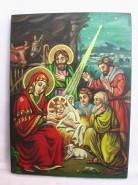 Picturi religioase Icoana nasterea domnului