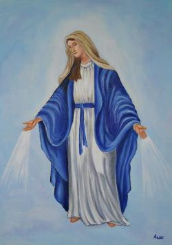 Picturi religioase Sfanta Maria -