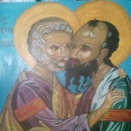 Picturi religioase Petru si pavel
