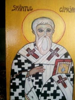 Picturi religioase sf. CIPRIAN