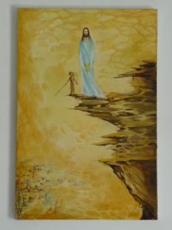Picturi religioase Ispitirile Mantuitorului 3