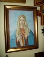 Picturi religioase Inima mariei2