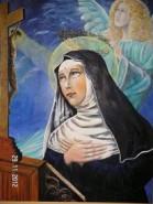 Picturi religioase Santa Rita di Cascia