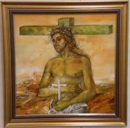 Picturi religioase Compozitie-iisus