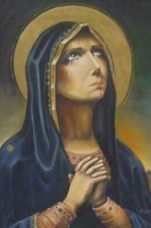 Picturi religioase Maria Fecioara