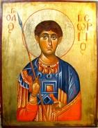Picturi religioase Sf mucenic gheorghe
