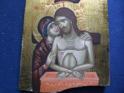 Picturi religioase Icoana de colectie-nu ma plange mama.