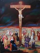 Picturi religioase Golgotha