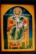 Picturi religioase Iisus arhiereiu