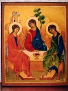 Picturi religioase Sfanta treime rubliov