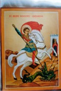 Picturi religioase Sfantul gheorghe