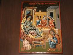 Picturi religioase Nasterea sf ioan botezatorul