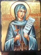 Picturi religioase Sf cuvioasa parascheva