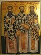 Picturi religioase Sf trei ierarhi