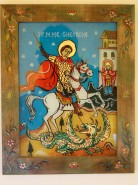 Picturi religioase Icoana sf.gheorghe