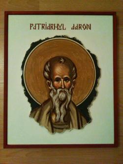 Picturi religioase Patriarhul Aaron