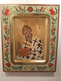 Picturi religioase Sf. Spiridon