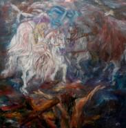 Picturi religioase Armonia contrariilor