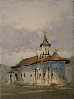 Picturi religioase Sucevita