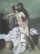 Picturi religioase Pieta