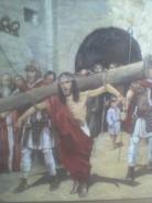Picturi religioase Spre golgota